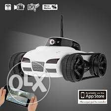 Rover Tank Car remote with camera control via phone or Tab