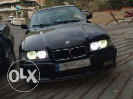 BMW 325 Convertible 1994