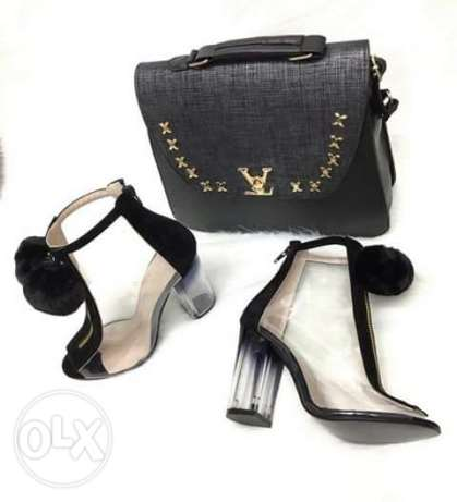 Lv bags & shoes