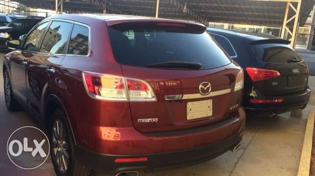 Cx9/2008 grand touring fully loaded technology 1 owner excellent condition المدينة الصناعية -  3