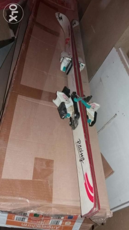 Skis for sale . fi 6 jwaz fi kbir w z8ir w wasat men 2olmanya كرك -  3