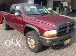 2002 DODGE DAKOTA Vitesse 4x4 extra cab imported
