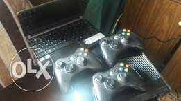 Xbox 360 +minilaptop for trade with ps4 or xbox one