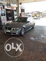 bmw E90 2006 look Mtech very clean