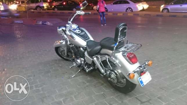 Honda Shadow 750CC Motorcycle for sale with Low mileage 39000km المرفأ -  4