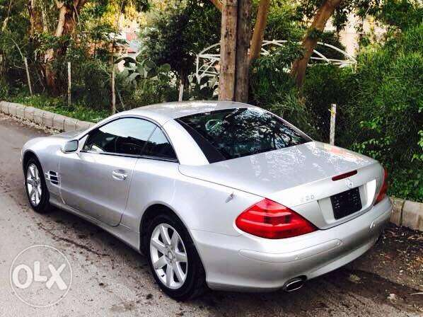SL500 model 2002 full automatic as new
