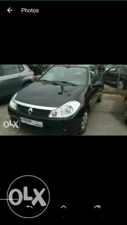 For sale renault 2012 supper clean