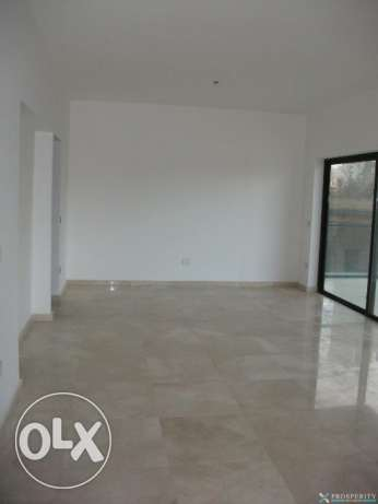 Apartment in modern building in Zalka for rent