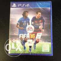Playstation game fifa 2016 brand new sealed never opened