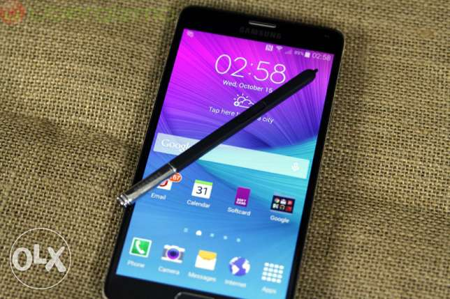 note 4 for sale or trade 3ala iphone 6