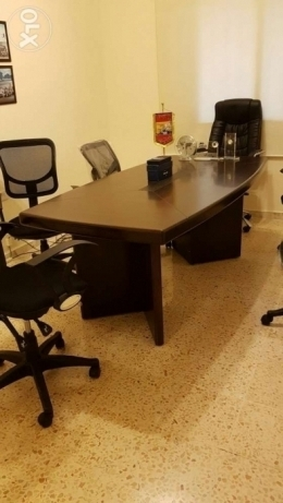 Conference table brand new