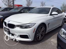 The super unique 4series coupe BMW 435xi 2014 has arrived