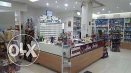 Established Pharmacy for Sale