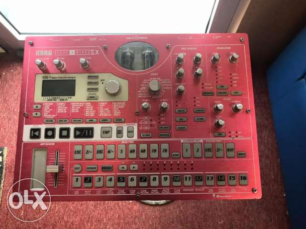 Korg ElecTribe SX / vintage synth