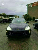 Porsh cayyanS CLEAN CAR FAX BLACK AND BROWN NAVI special car