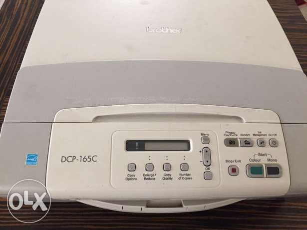 Brother Scanner برينتر سكانر printer (not working)