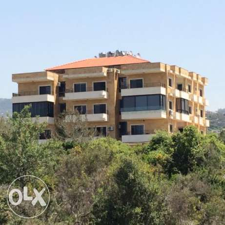 Flat for sale Aramoun Albayader