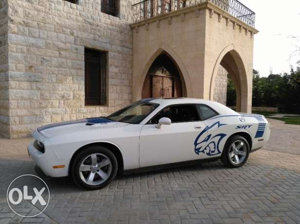 dodge challenger 2009 HEMI 5,7 full option clean carfax