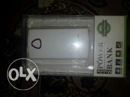 Power bank new not used 8400 mA