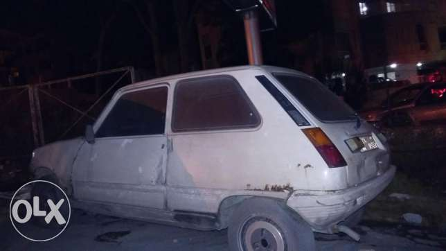 Renault 5 car for sale