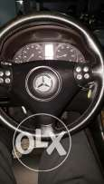 Mercedes 230 model 2007 white w faresh black clean car fax