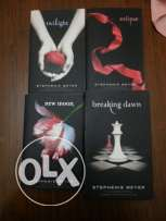 Twilight Saga novels