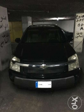 Clean Car Equinox Chevrolet 4 WD Black. راس  بيروت -  6
