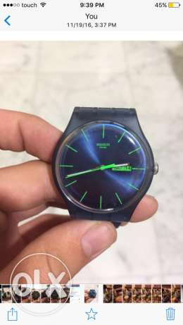 swatch watch original