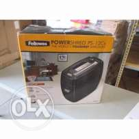 Fellowes Powershred PS-12Cs SafeSense Shredder