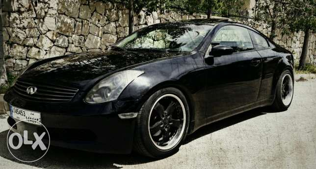 Infinit G35 model 2003 for sale