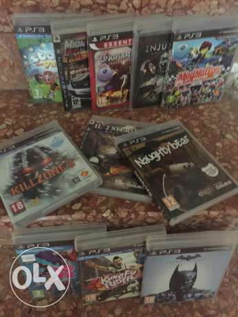 11 PS3 games