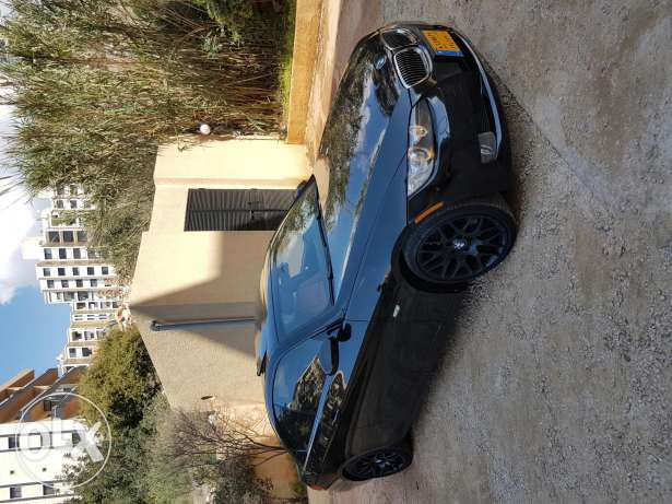 Bmw 328ci coupe( 2009 ) special car black and red sport pakge