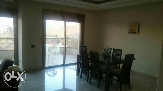 Furnished apartment Aoukar المتن -  7