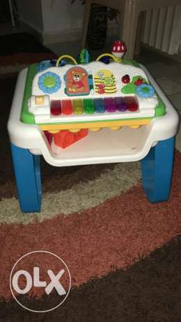 Lego/music/learning for kids in a gd condition