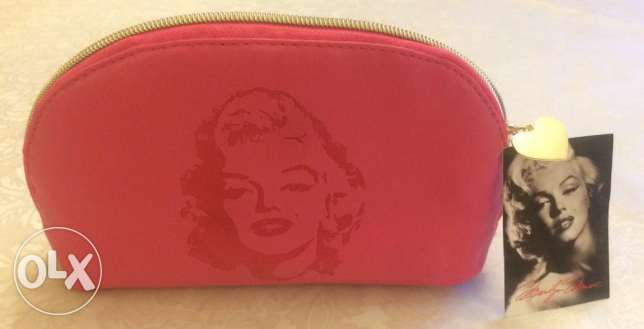 Marilyn Monroe Make up Trousse Bags Pouch (Set of 3)