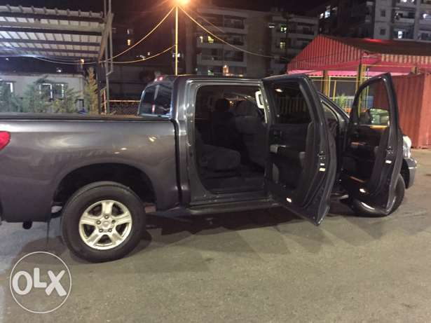 tundra 2007 clean v8 5.7 jdeed 4doors one owner low mile حارة صيدا -  5