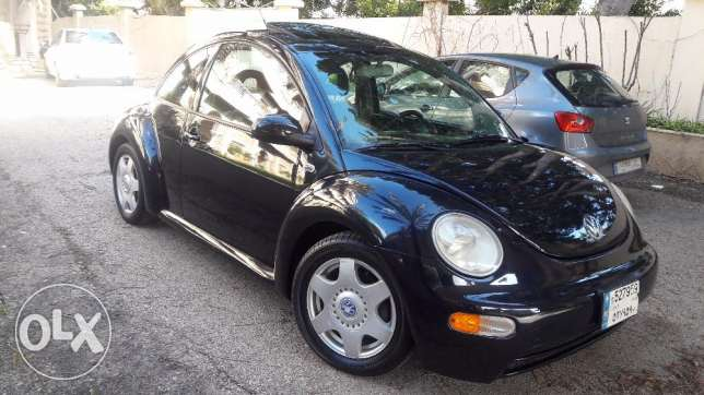 VW Beetle 2001 in excellent conditions