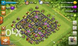 Clash of clans th9 30$
