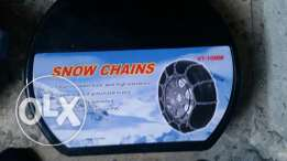 Snow Shains - Tires جنزير ثلج