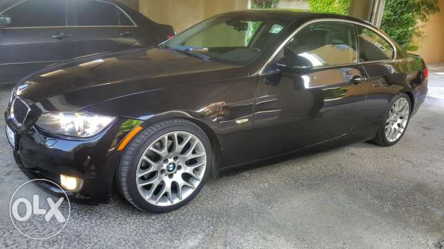 Bmw 328 Black in & out