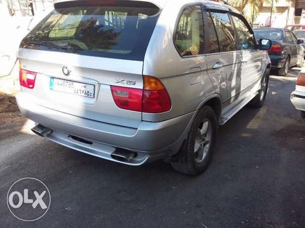 BMW X5 very clean عاليه -  5