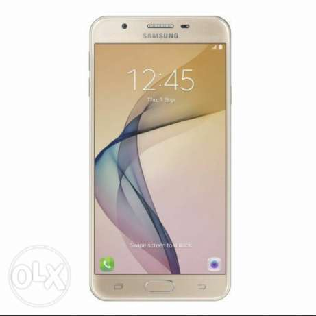Samsung j7 prime gold for sale.