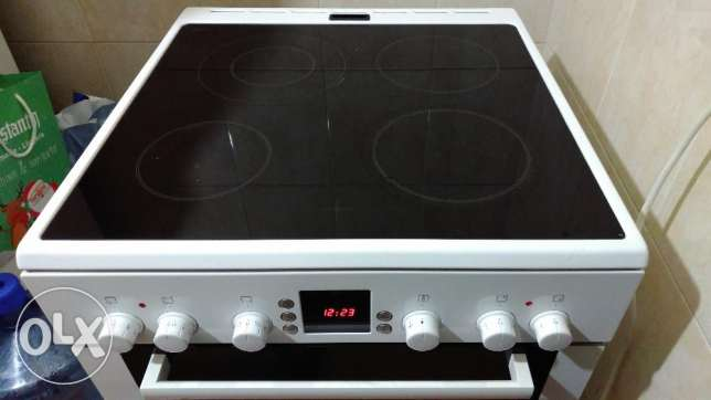 Bosch electric cooker, used, excellent condition