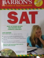 SAT Book 25th Edition