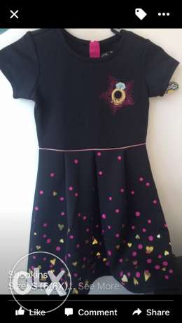 Shopkins dress size 6/6X