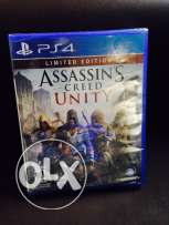 PS4 game: Assassin's creed Limited edition