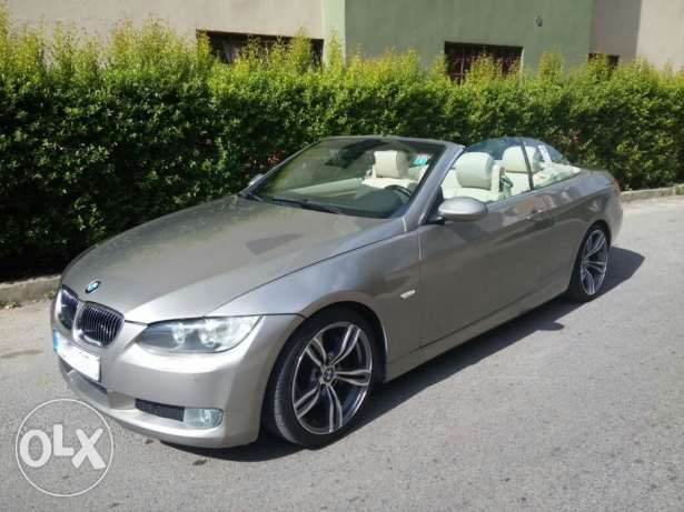 BMW 328i Convertible - 2008 Full Option-Very good condition
