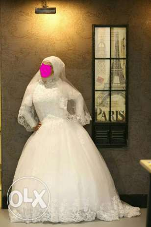 Wedding dress المرفأ -  2