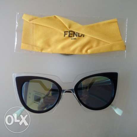 Fendi Cat Sunglasses In Excellent Condition!