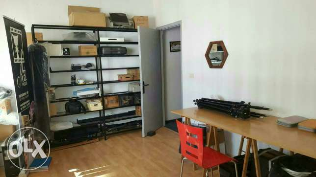 Furnished office for rent in bawchrieh بوشرية -  3